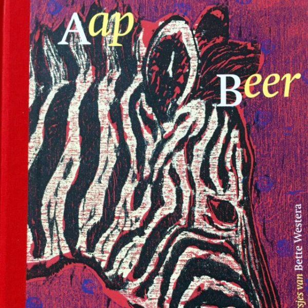 Aap Beer Zebra-De Verhalenwinkel