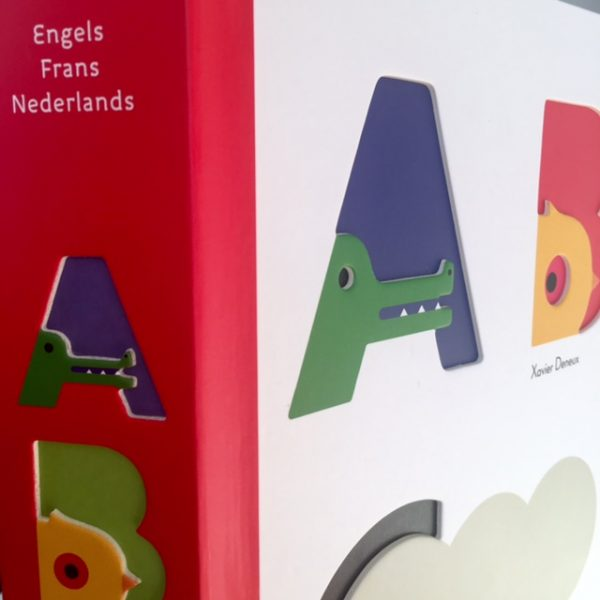 ABC Engels Frans Nederlands-De Verhalenwinkel