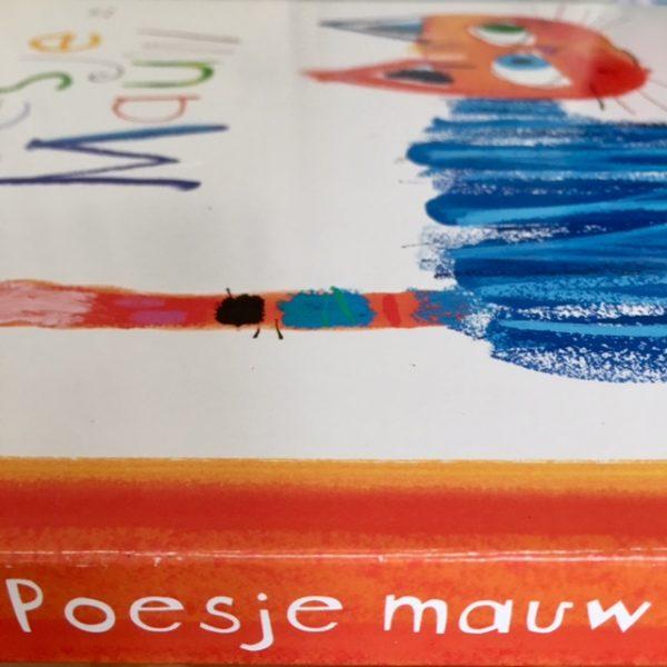 Poesje Mauw-De Verhalenwinkel