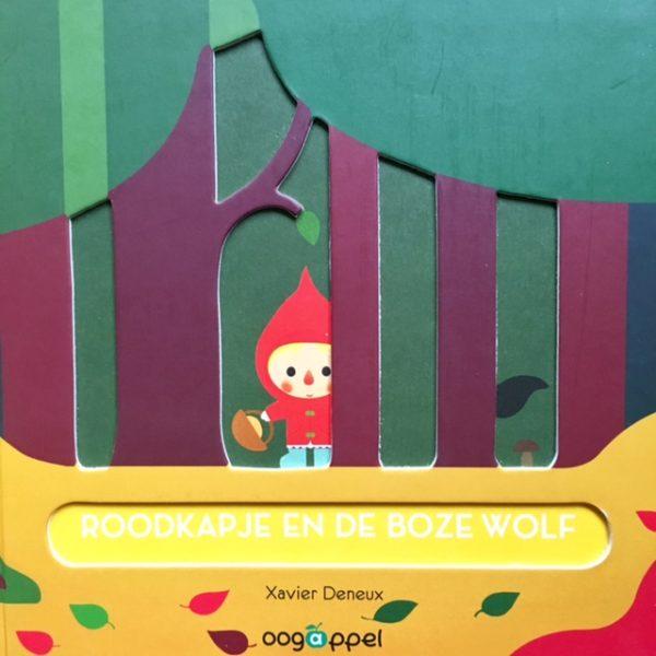 Roodkapje-De Verhalenwinkel
