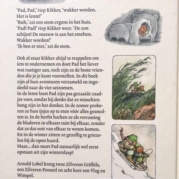 Alle verhalen van Kikker&Pad-De Verhalenwinkel