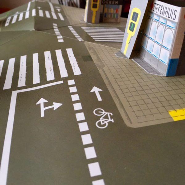 De kleine voetganger-De Verhalenwinkel