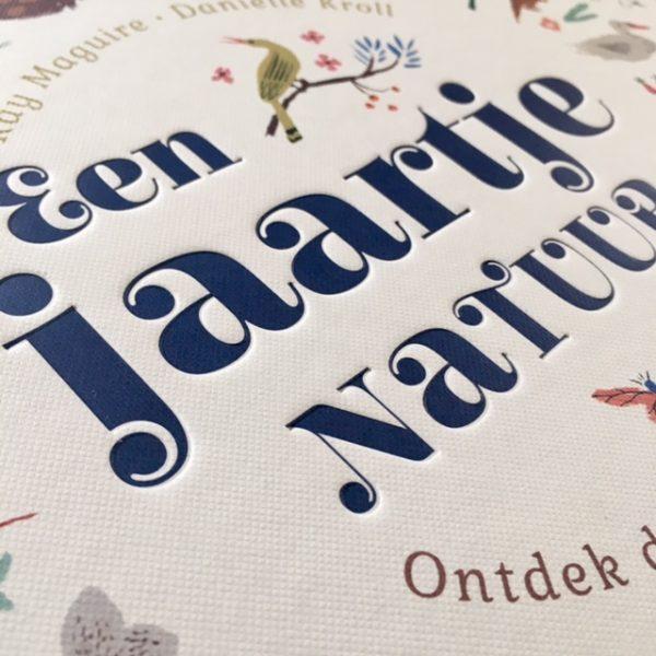 Een jaartje natuur-De Verhalenwinkel