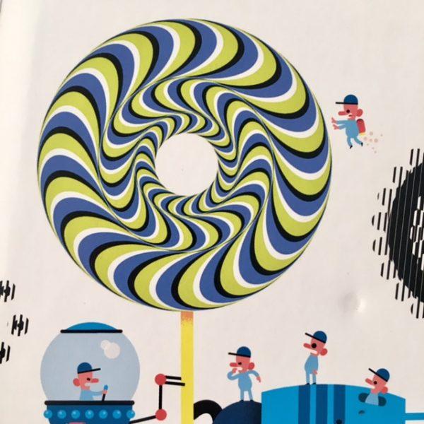Optische illusies Het gezichtsbedrog van professor Slokop-De Verhalenwinkel